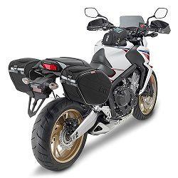 Alforjas de moto custom