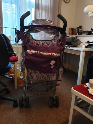 Baby buggy for girl