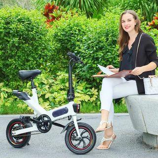 Daibot bicicleta eléctrica plegable, nuevas