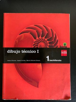 Libro de 1 Bach de Dibujo Técnico