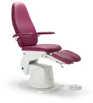 NAMROL Gabinete Podología (sillón+unidad+taburete)