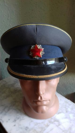 RARA GORRA POLICIA YUGOSLAVIA