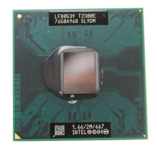 Procesador Intel Core Duo T2300E (1660 MHz)