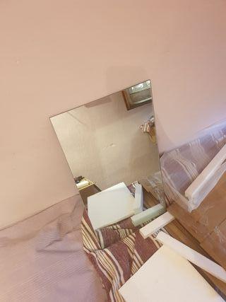 Espejo pequeño lavabo