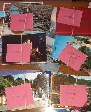 Postales España y Portugal años 70/80/90's