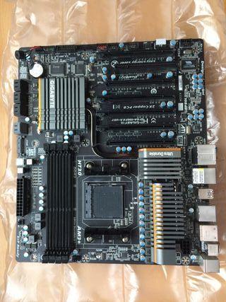 Placa base Gigabyte 990FXA-UD7 REV1.1