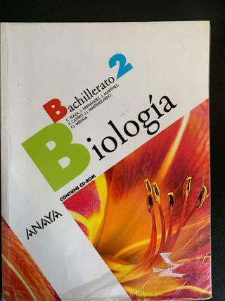 Libro de 2 de Bach de Biología