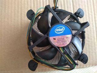 Disipador ventilador procesador 1150, 1155, 1151