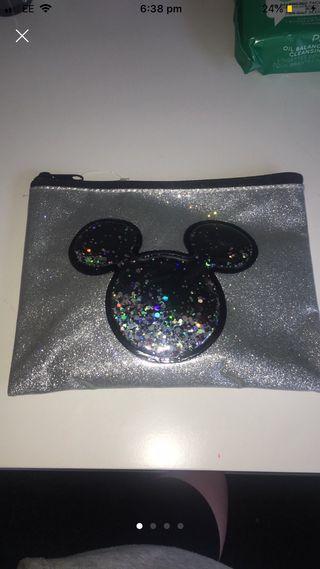 Mickey And Minnie Makeup Bag