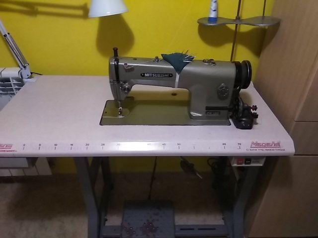 """Maquina de coser industrial """"plana"""" de segunda mano por 80"""