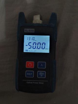 hola vendo medidor de fibra óptica 30 euros