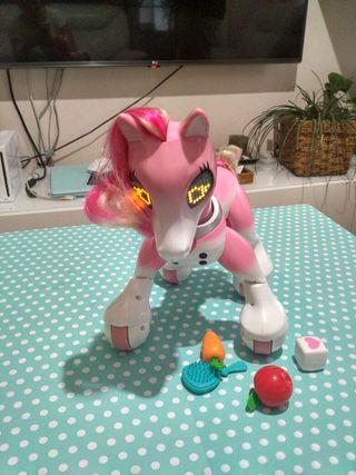 Zoomer Pony Interactivo con sonidos y movimientos