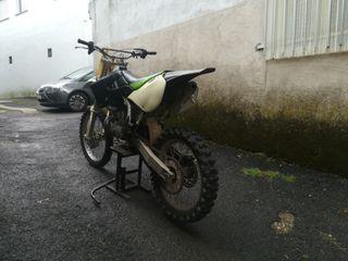 se vende moto de cross o cambio por escooter 125