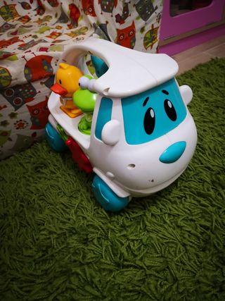 autobús musical