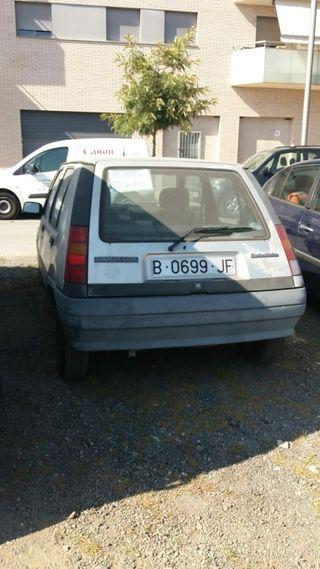 Renault súper 5 1988
