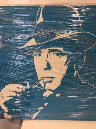 Cuadro Humphrey Bogart sin abrir