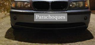 Parachoques bmw e46 post