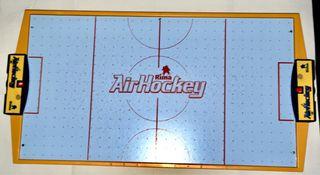 Juguete de Air Hockey.