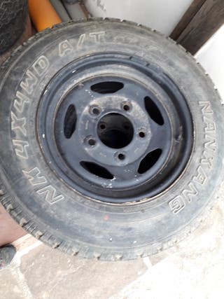 ruedas Land Rover