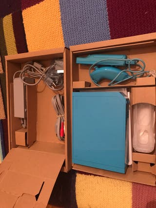 Wii + Pad