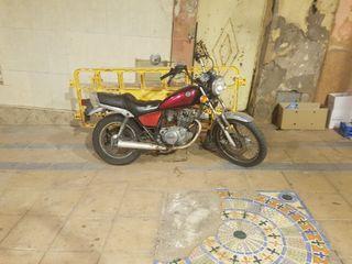 Sr 250cc yamaha special
