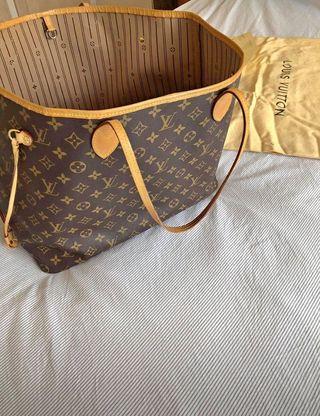 Louis Vuitton bag 100% real