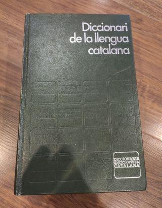 Diccionari de la llengua Catalana, buen estado.