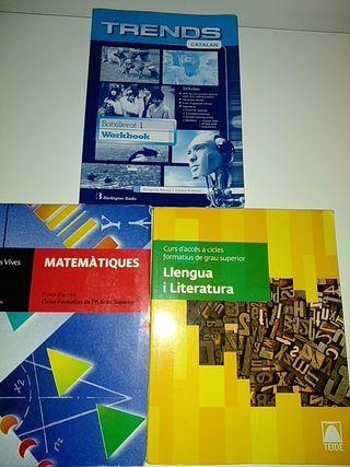 Libros CIS (Curso Puente)