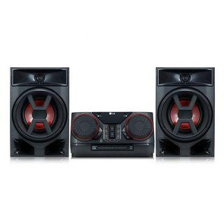 (NUEVO) LG Xboom CK43 Micro Cadena Bluetooth 300W