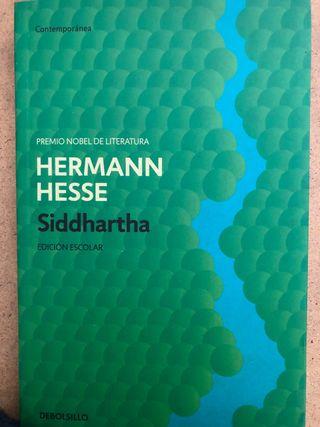 SIDDHARTHA (EDICIÓN ESCOLAR) HERMANN HESSE