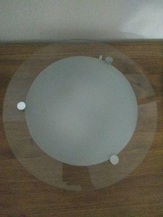 Plafón techo 35 cm diámetro