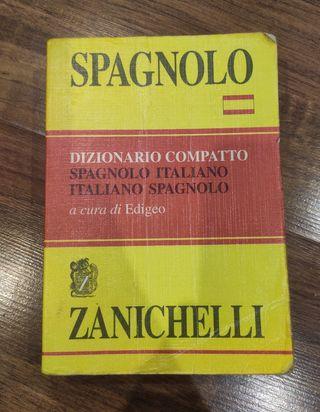 Diccionario~Dizionario Spagnolo-Italiano ~ Ita-Spa