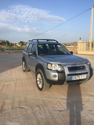 Land Rover Freelander 2006