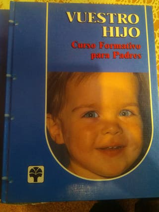 libros curso formativo para padres
