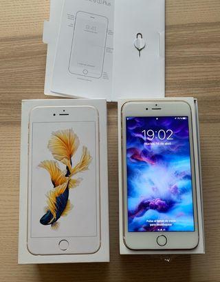 iphone 6s plus gold 64 gb libre