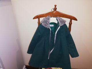 Abrigo talla 5