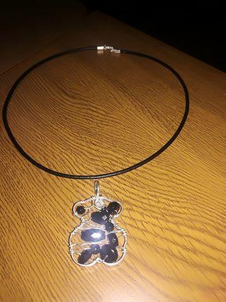 9efe0d78bfe5 Collar de plata Tous de segunda mano en WALLAPOP