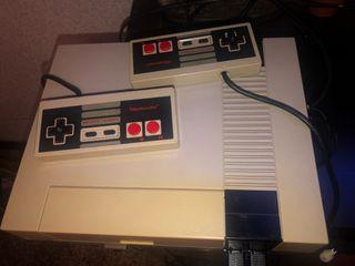 Nintendo NES versión española 1985