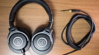 Audio technica ath mx40