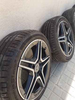 llantas y neumáticos mercedes amg