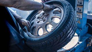 Neumáticos de Ocasión con 80-90% Vida Útil