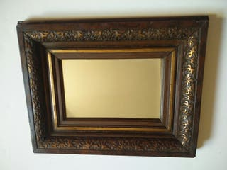 espejo antiguo peq Manco ancho