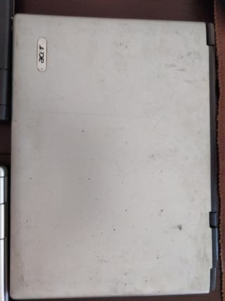 3 portátiles para piezas