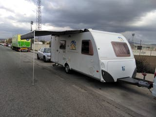 Caravana Knaus sudwind 500 FDK