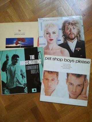 vendo discos de vinilo de música internacional