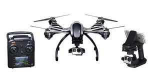 Drone y Gimbal Yuneec Typhoon G Incluye Gopro 3+ B