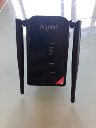 Repetidor Wifi 1 año de garantía