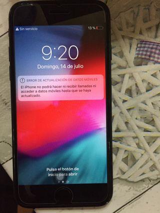 iPhone 7 128gb libre... problemas placa base