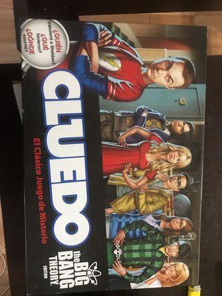 Cluego Big Bang Theory