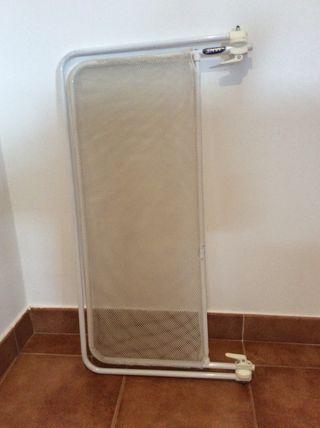 Barrera protectora 90 cm para cama